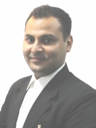 One of the best Advocates & Lawyers in Lucknow - Advocate Vibhanshu Srivastava