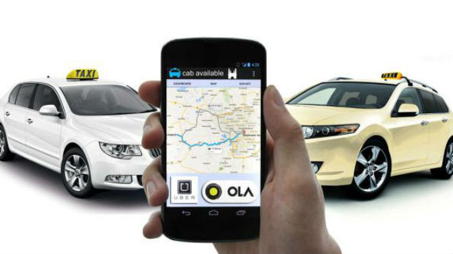 uber and ola to ensure women saftey