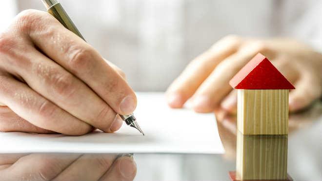 Builder buyer agreement