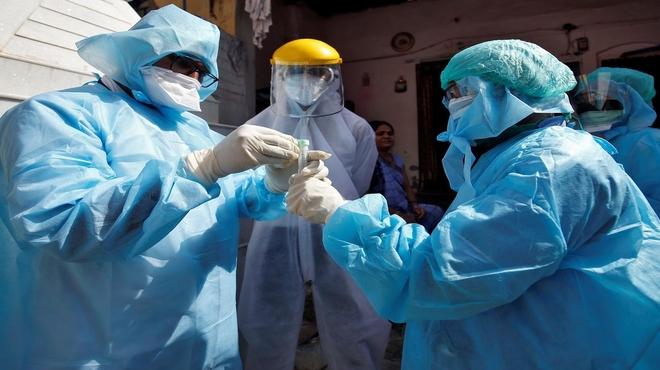 healthcare workers coronavirus