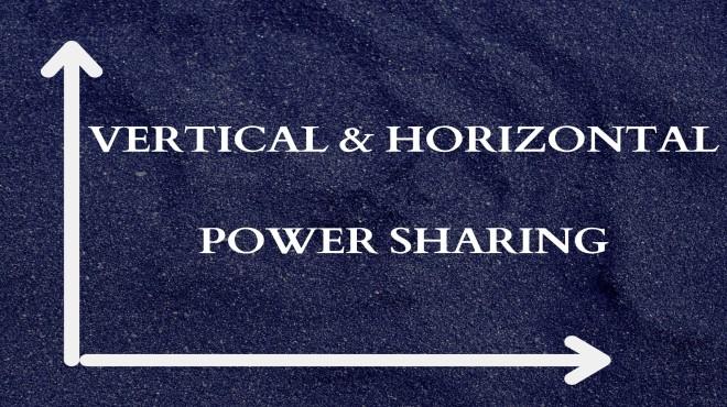 Vertical and Horizontal power sharing