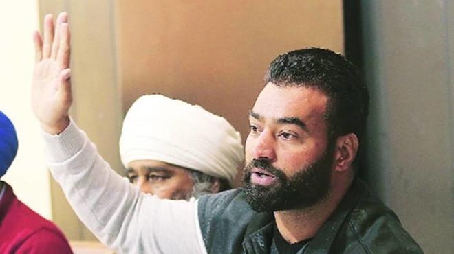 Lakha sidhana red fort violence case