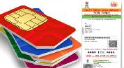 govt to ease the process of Aadhaar linkage with sim