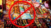 ban on sale of firecrackers