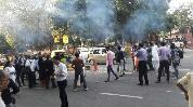 protest outside SC for ban on sale of firecrackers